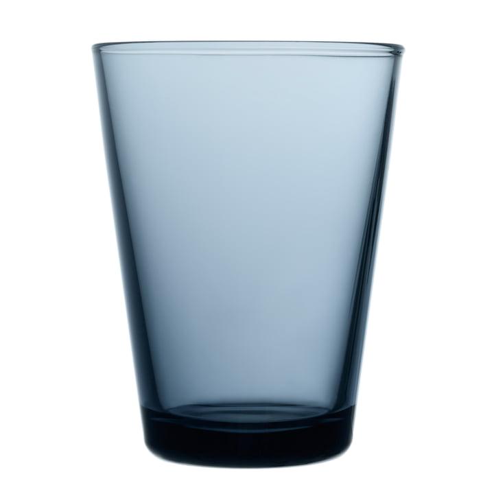 Iittala - Kartio Trinkglas 40 cl, regenblau