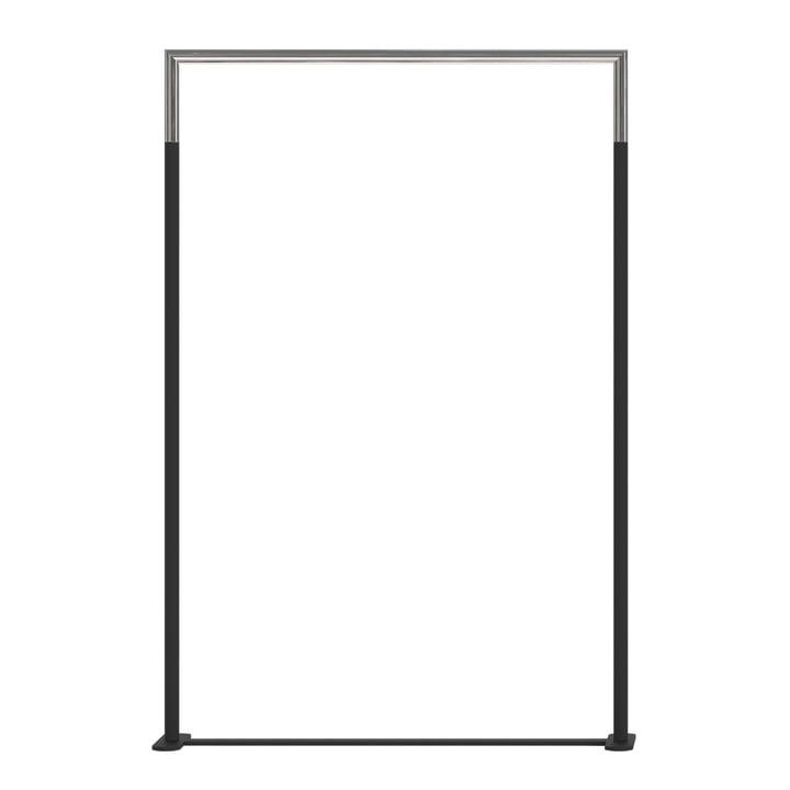Der Bukto Clothes Kleiderständer von Frost, 1000 x 1500 in schwarz