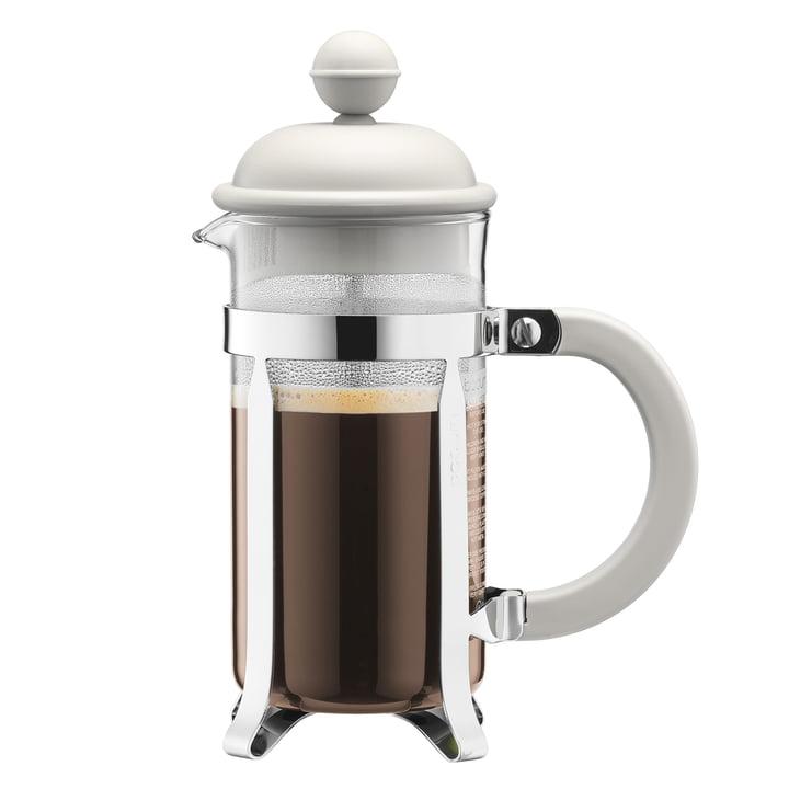 Bodum - Caffettiera Kaffeebereiter, 1 l, creme