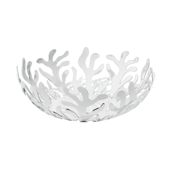 Alessi - Obstschale Mediterraneo, weiß, Ø 29 cm