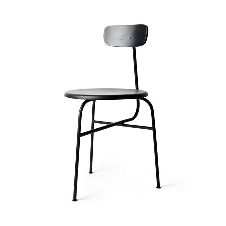 Afteroom Stuhl von Menu in schwarz