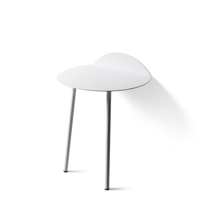 Yeh Wand-Tisch niedrig von Menu in Weiß