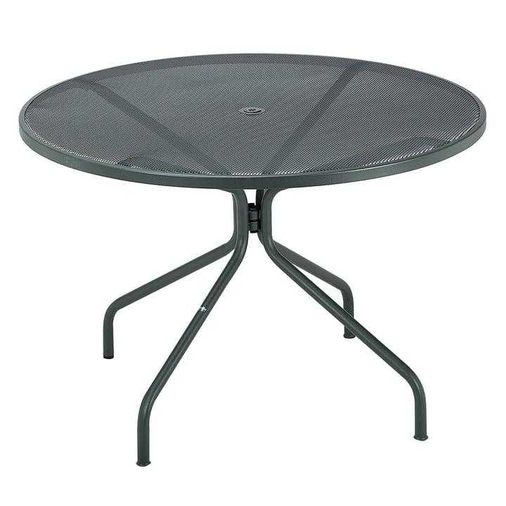 Cambi Tisch Ø 120 cm von Emu in Schwarz