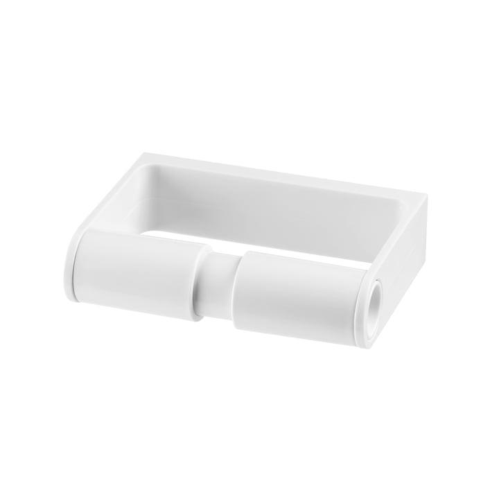 Authentics - Lunar Toilettenpapierhalter, weiß