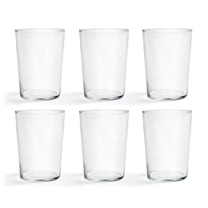 Hay - Glass, groß, klar