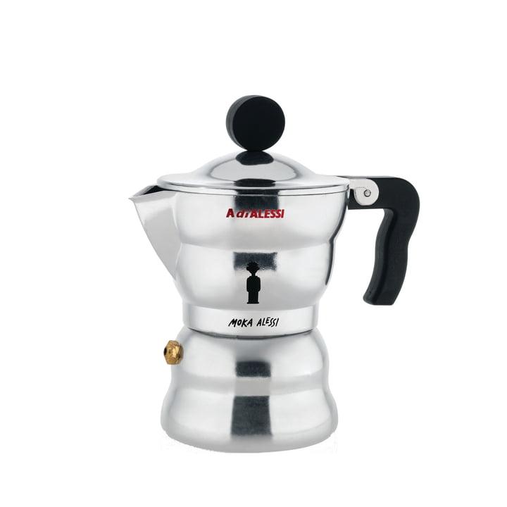 A di Alessi - Moka Alessi Espressomaschine, 7 cl