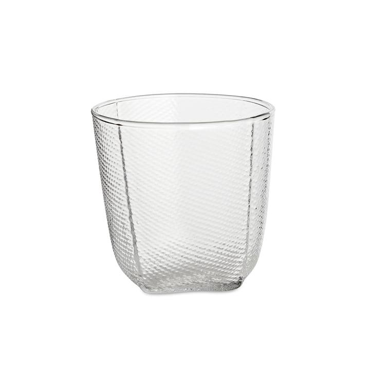 Tela Trinkglas klein von Hay in Klar