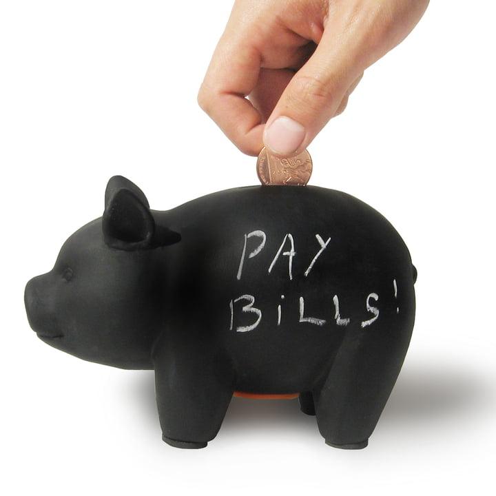 Luckies - Capitalist Sparschwein - Einwurf
