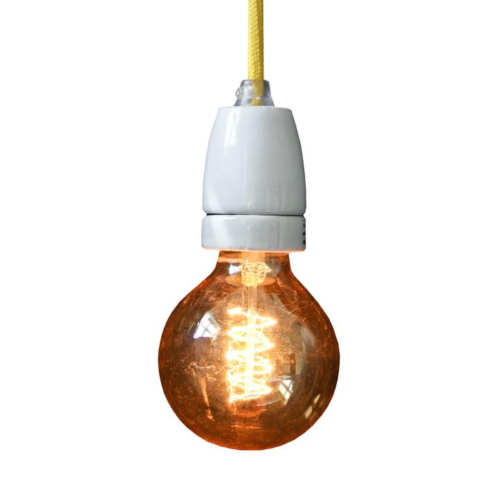 Glühbirne Globe von NUD Collection in der Classic Fassung