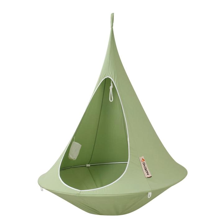 Single Hängesessel, leaf green von Cacoon