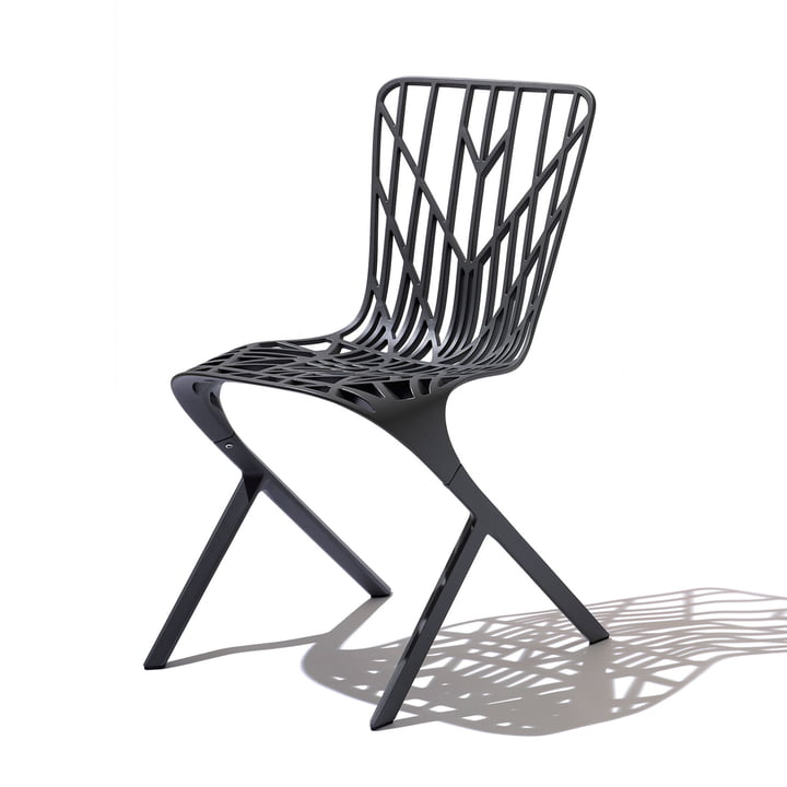Knoll - Washington Skeleton Chair, schwarz