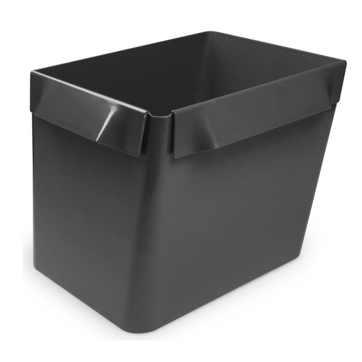 Container Big Bin von Stefan Diez, dunkelgrau