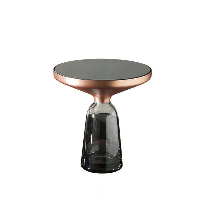ClassiCon - Bell Beistelltisch Miniatur, quarz-grau