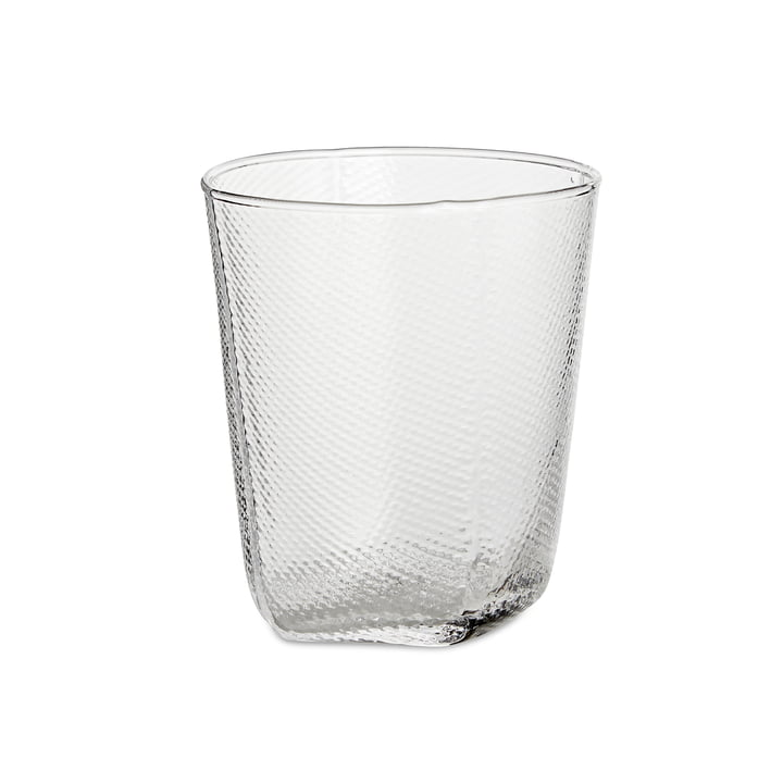 Tela Trinkglas medium von Hay in Klar