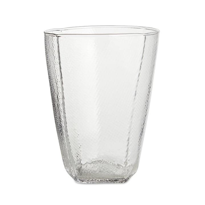 Tela Trinkglas groß von Hay in Klar