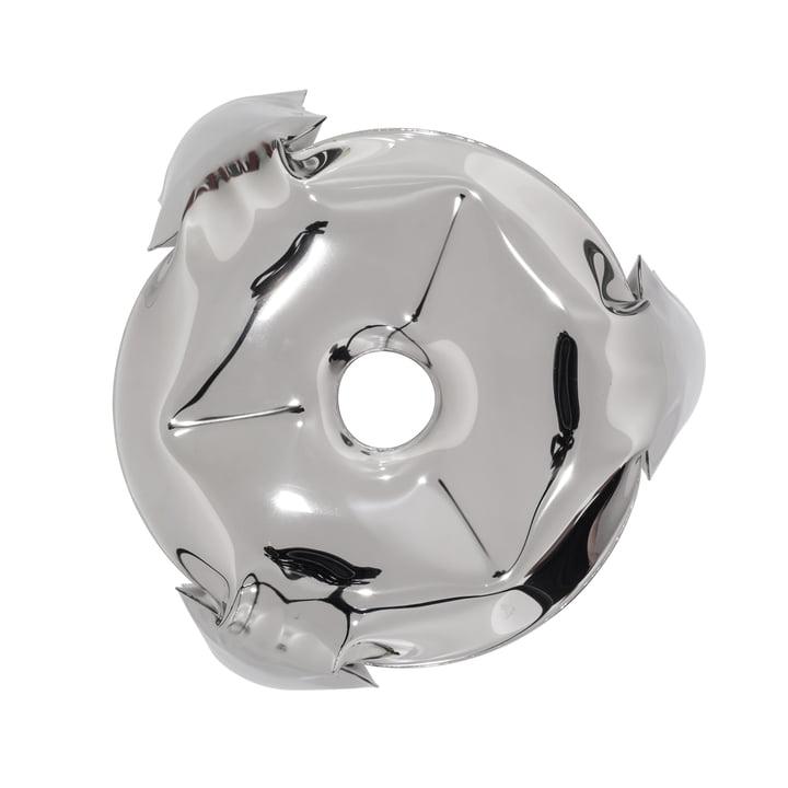 Zieta - Plopp Mini Hocker in Silber