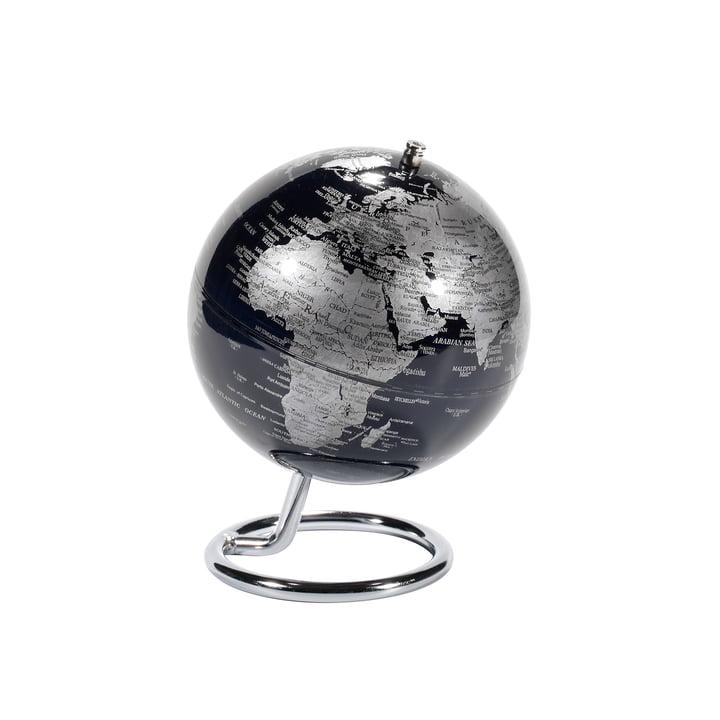 emform - Mini-Globus, schwarz