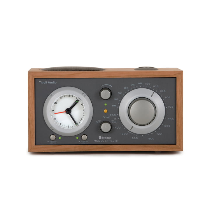 Tivoli Audio - Model Three BT Radiowecker
