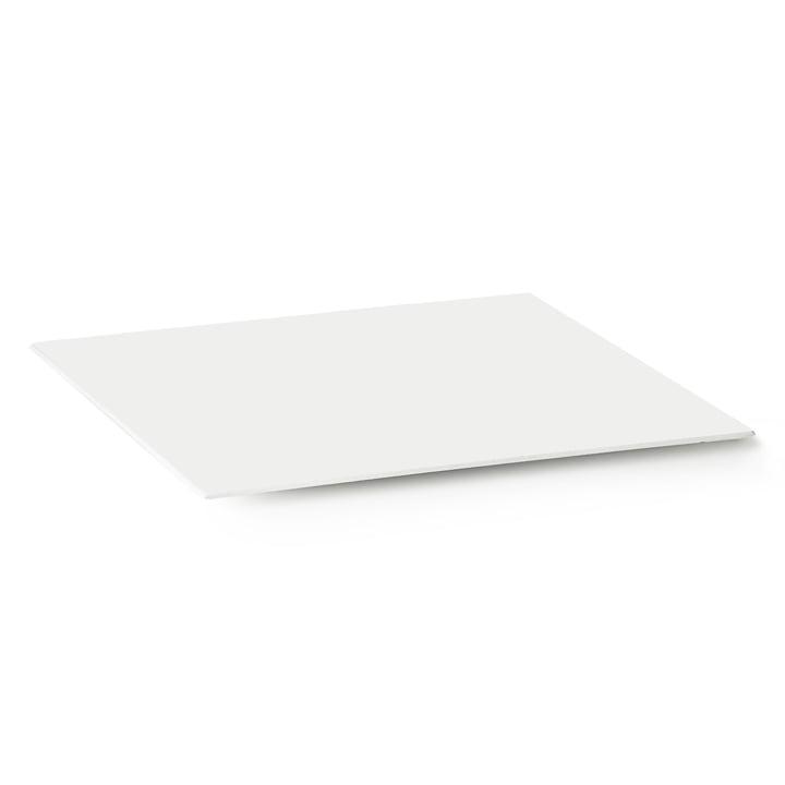 Base 21 x 21 cm von by Lassen in Weiß