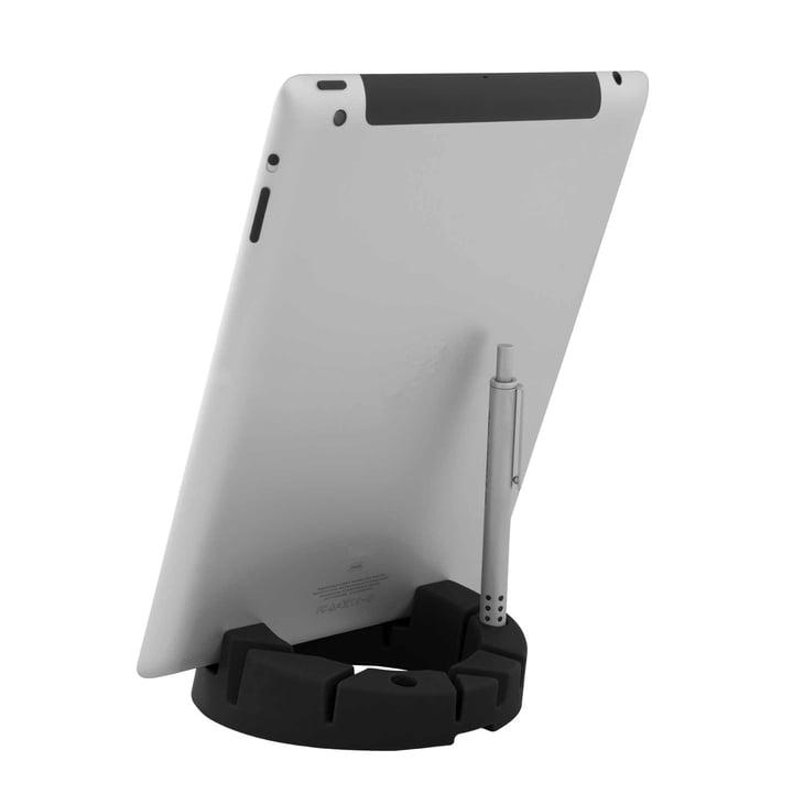Müller Möbelwerkstätten - I-Ring Tablet-Ständer, iPad, hinten