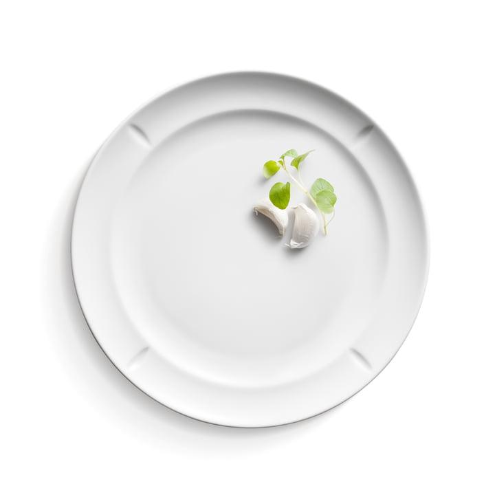 Rosendahl - Grand Cru Soft Teller, 23 cm, weiß