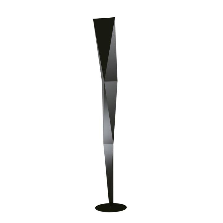 FontanaArte - Vertigo Stehleuchte, schwarz
