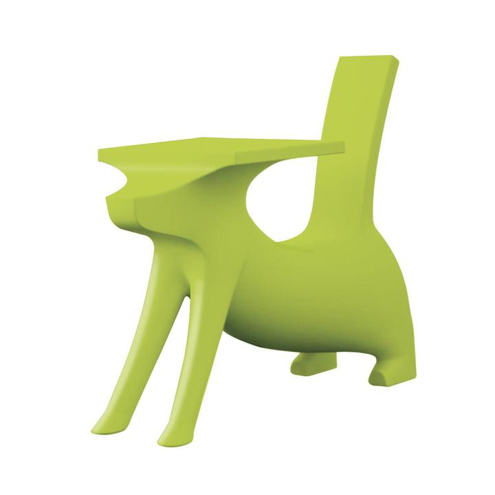 Magis Me Too - Le Chien Savant Kinderstuhl / Schreibtisch, grün