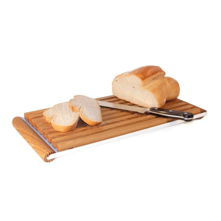 Design im Dorf - Kerrie Brotauflage Set mit Tablett M - mit Brot