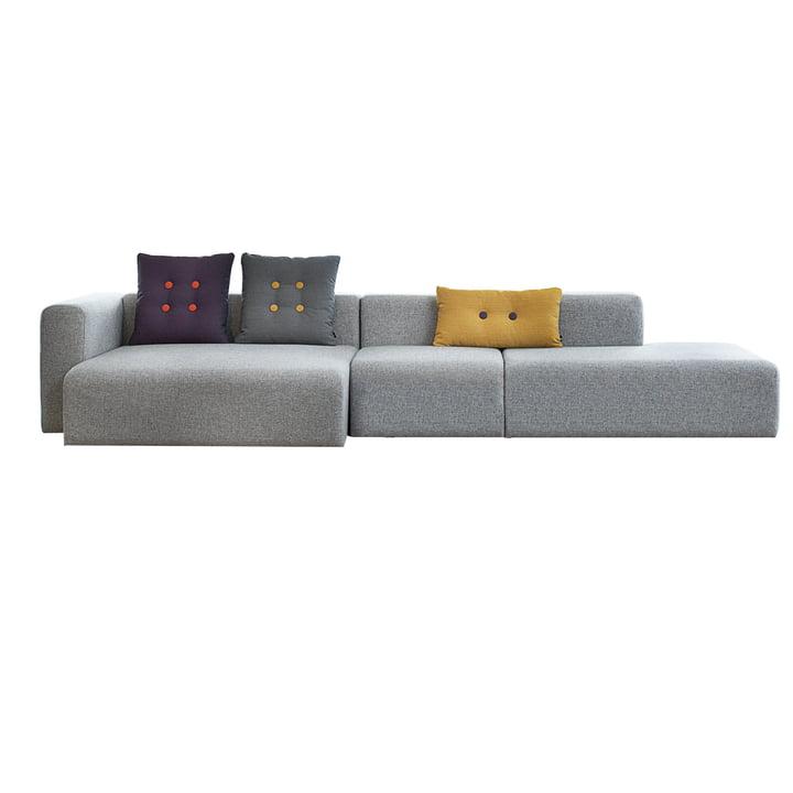 Hay - Mags Sofa und Dot Kissen