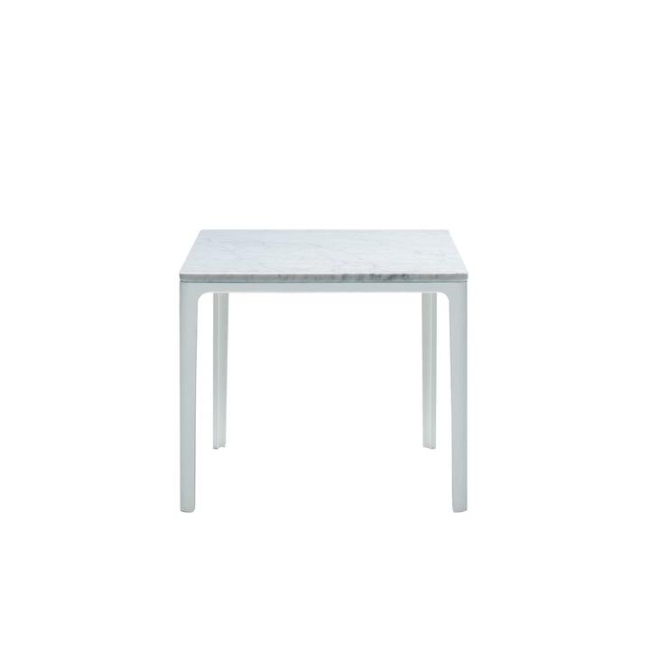 Plate Table 370 x 400 x 400 mm Carrara Marmor von Vitra