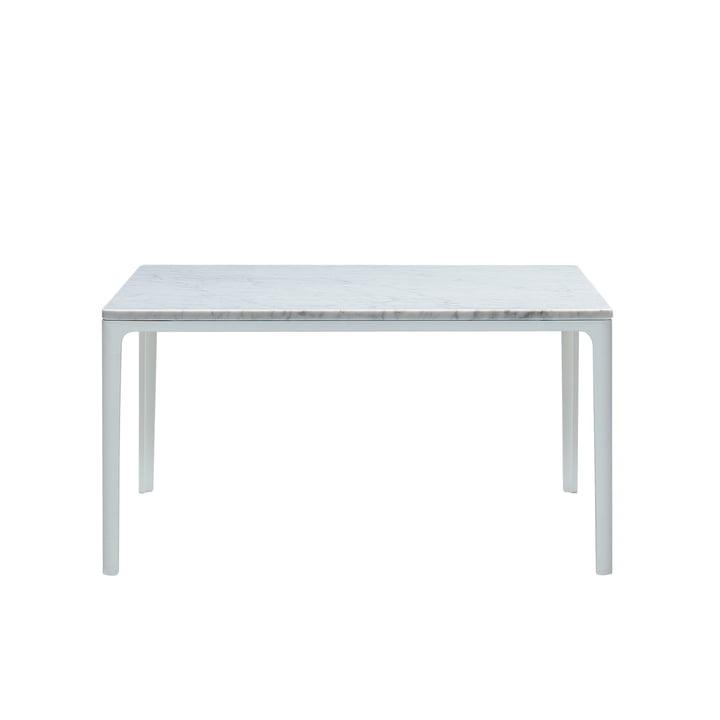 Plate Table 370 x 700 x 700 mm Carrara Marmor von Vitra