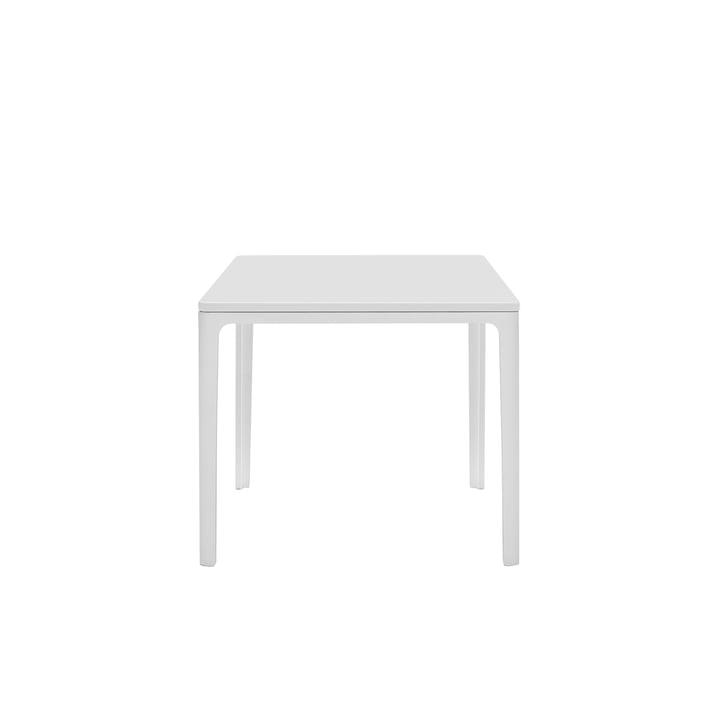 Plate Table 370 x 400 x 400 mm MDF weiß von Vitra