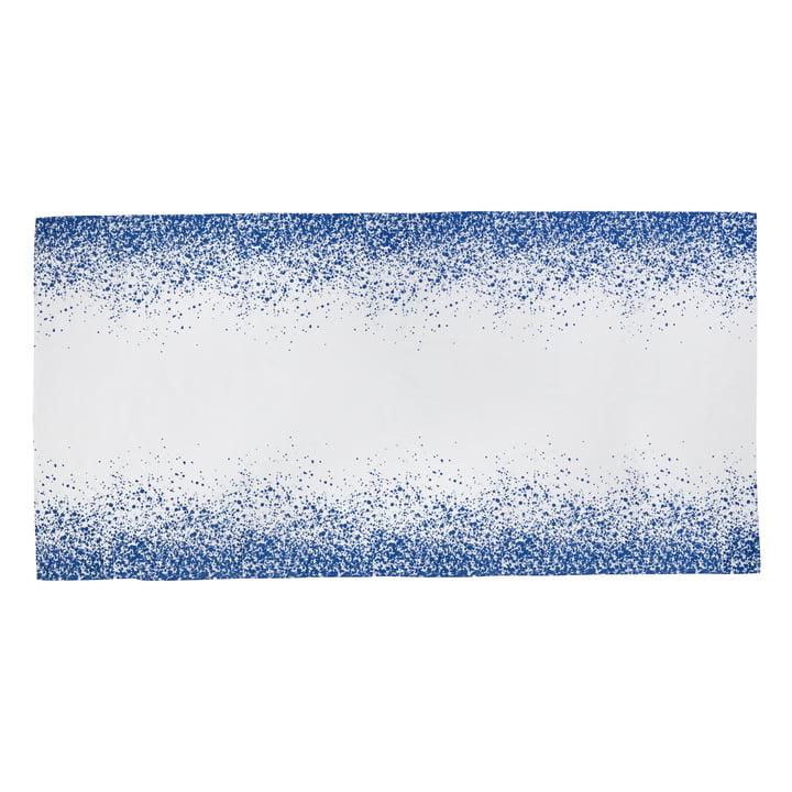 Splash Tischdecke 140 x 290 cm von ferm Living in Blau