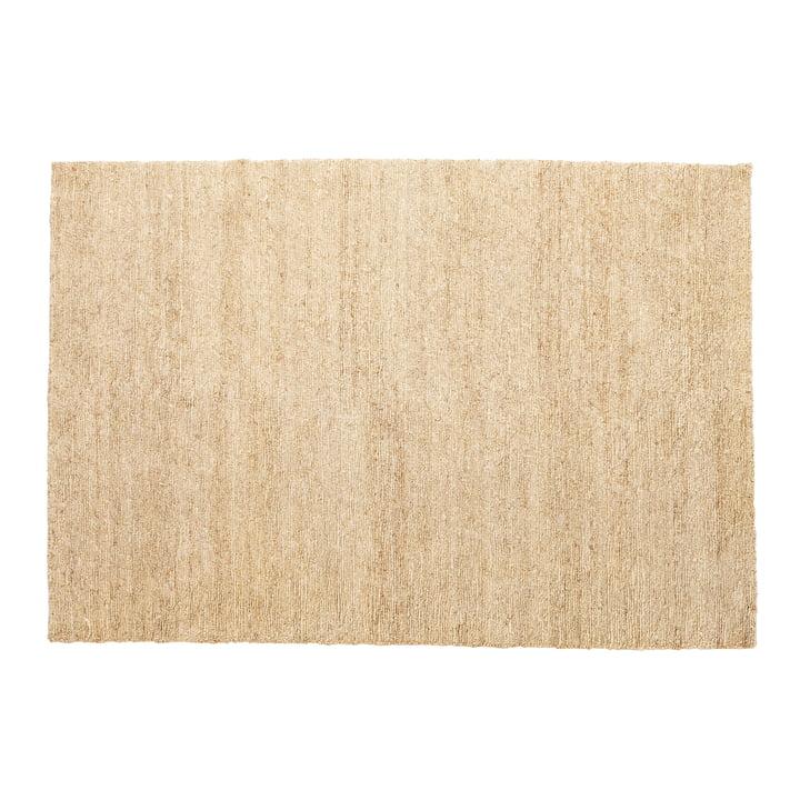 Earth Teppich 200x300 cm, creme von nanimarquina