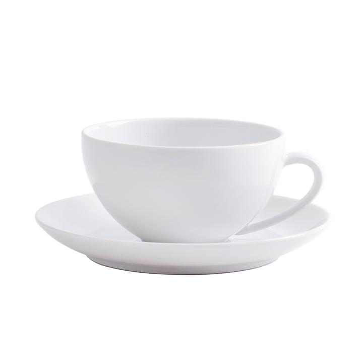 Kahla - Magic Grip Teeservice, Tasse mit Untertasse