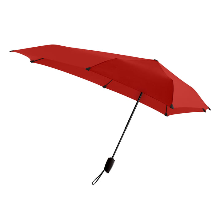 Regenschirm Automatic von Senz in Passion Red