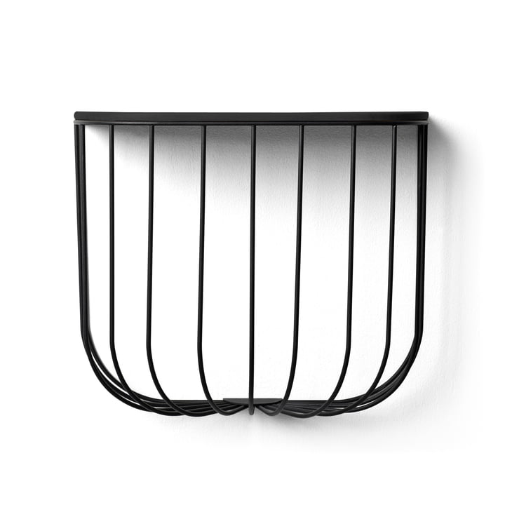 Menu - FUWL Cage Shelf, schwarz