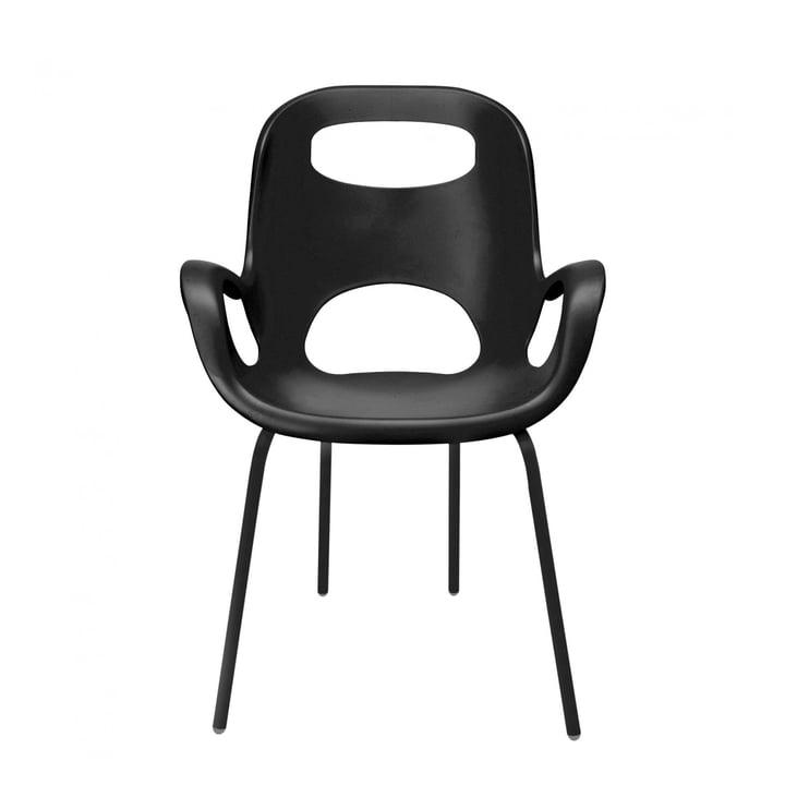 Oh Chair von Umbra in schwarz