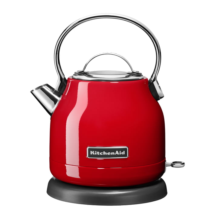Wasserkocher 1,25 l (5KEK1222) von KitchenAid in Empire Rot