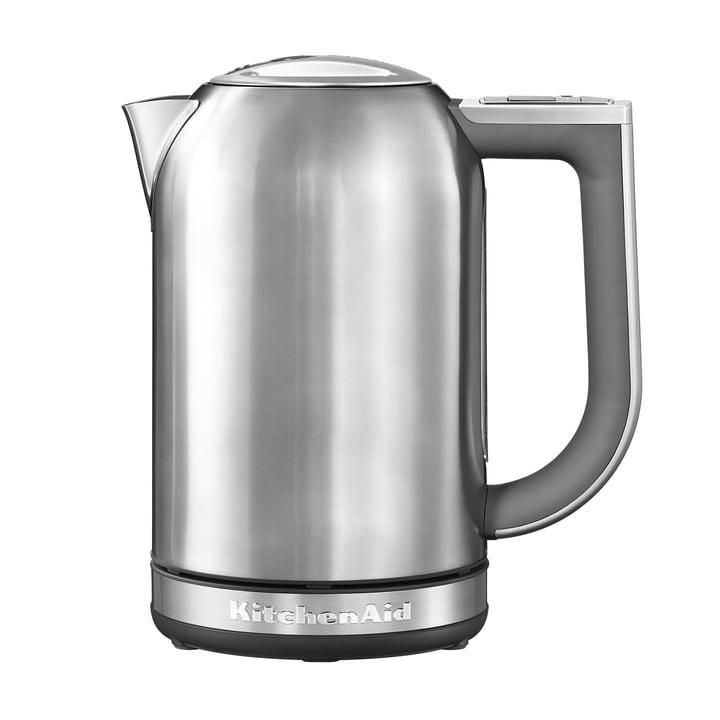 KitchenAid - Wasserkocher 1,7 l (5KEK1722), Edelstahl