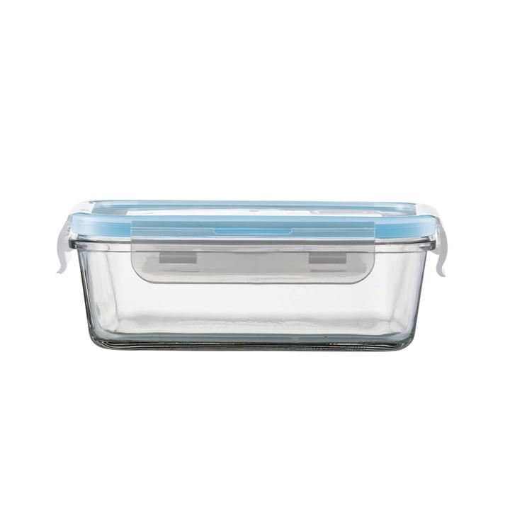 Cucina Glas-Auflaufform mit Deckel 850 ml rechteckig von Jenaer Glas