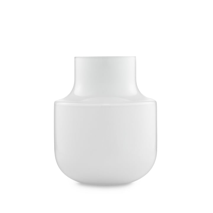 Normann Copenhagen - Still Vase 19 cm, weiß