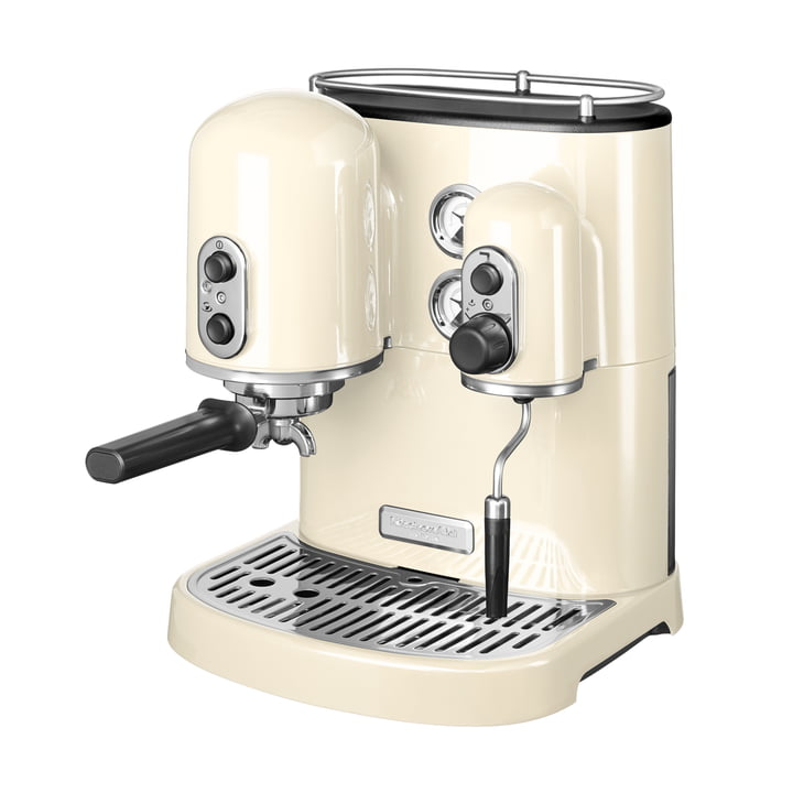 KitchenAid - Artisan Espressomaschine, créme