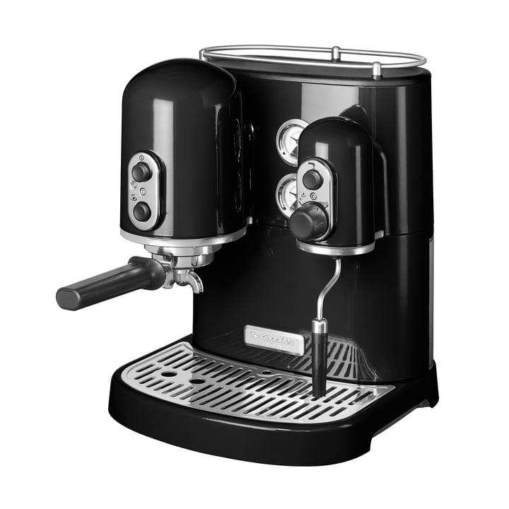 KitchenAid - Artisan Espressomaschine, onyx schwarz