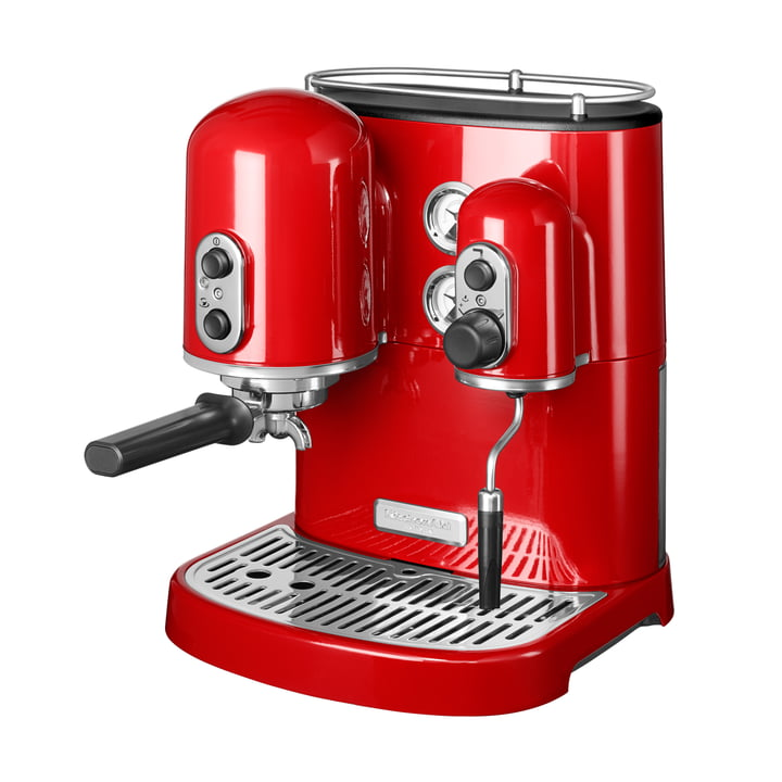 KitchenAid - Artisan Espressomaschine, empire rot