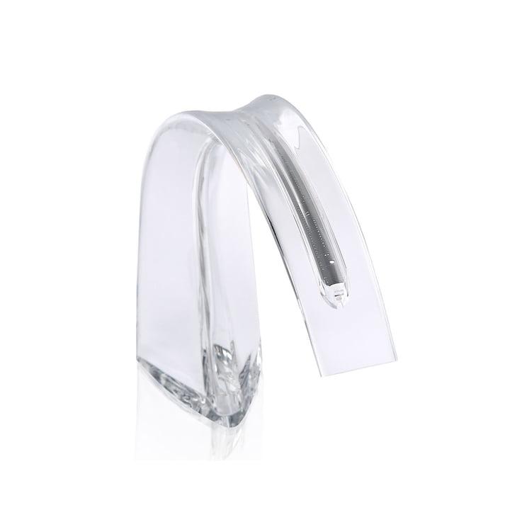 Kartell - Taj Mini LED-Tischleuchte, glasklar