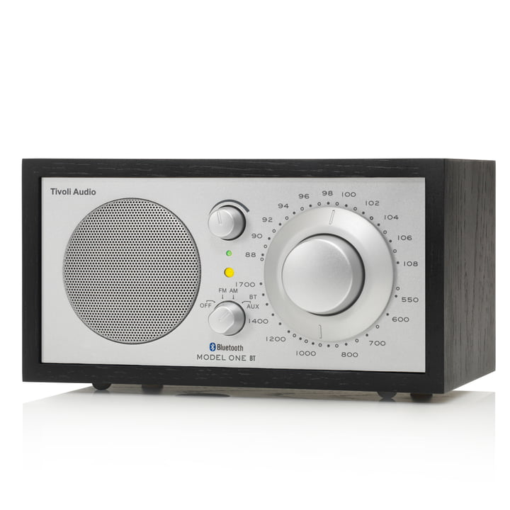 Tivoli Audio - Model One BT, schwarz/silber