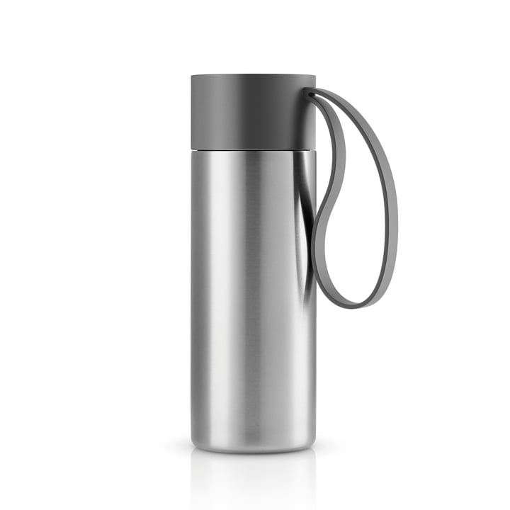 To Go Thermobecher 0.35 l von Eva Solo in Grau