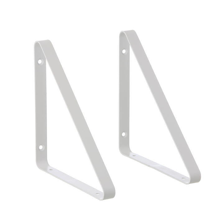 ferm Living - Shelf Hangers Regalsystem, weiß