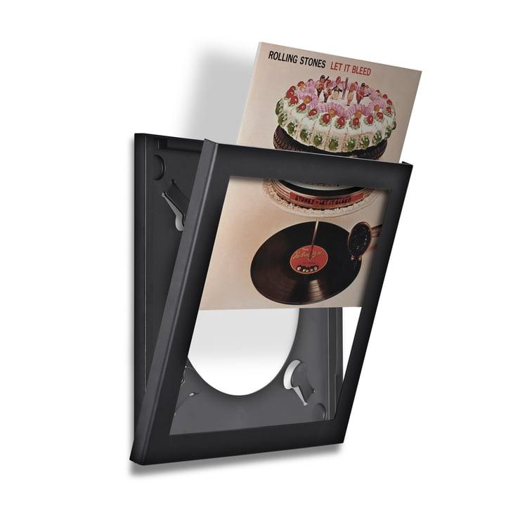 Flip Frame von Art Vinyl in schwarz